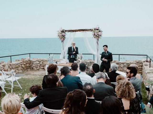 La boda de Oriol y Isabel en Altafulla, Tarragona 16