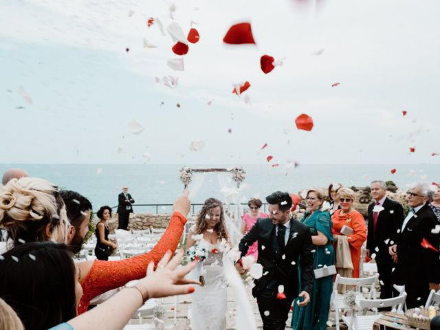 La boda de Oriol y Isabel en Altafulla, Tarragona 23