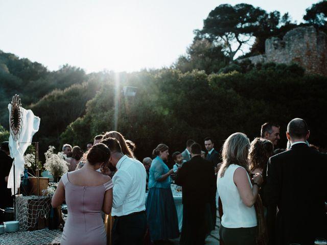 La boda de Oriol y Isabel en Altafulla, Tarragona 33