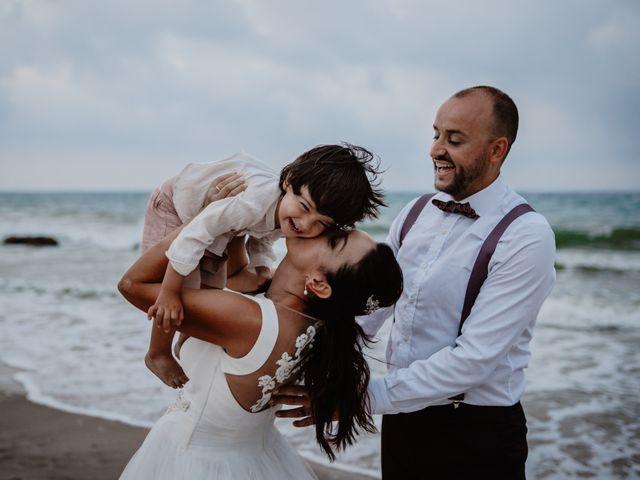 La boda de Mariam y Jesús