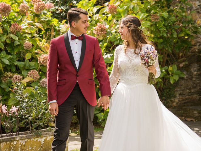 La boda de Adri y Fany en Viveiro (Casco Urbano), Lugo 10