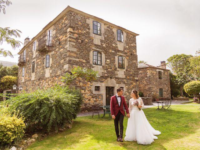 La boda de Fany y Adri