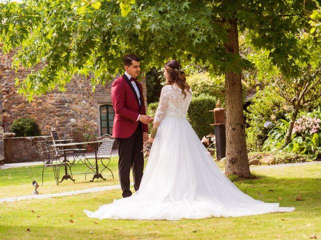 La boda de Adri y Fany en Viveiro (Casco Urbano), Lugo 13