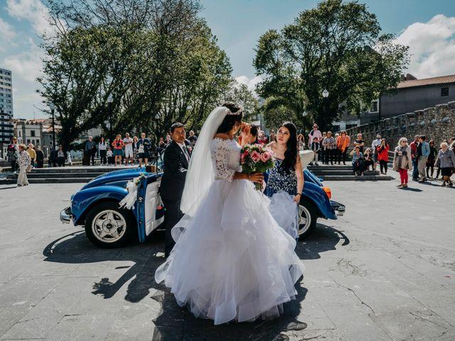 La boda de Jorge y Diana en Torazo, Asturias 37