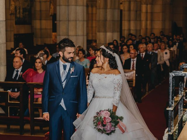 La boda de Jorge y Diana en Torazo, Asturias 42