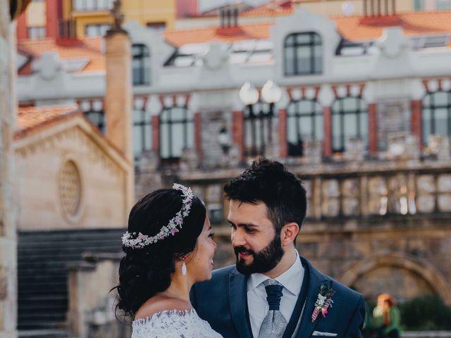 La boda de Jorge y Diana en Torazo, Asturias 68