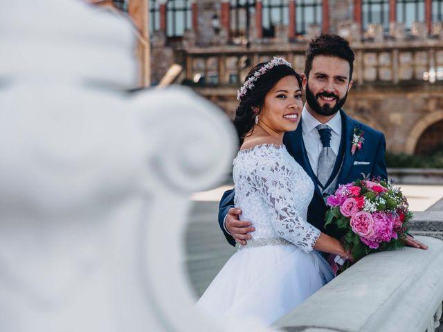 La boda de Jorge y Diana en Torazo, Asturias 70