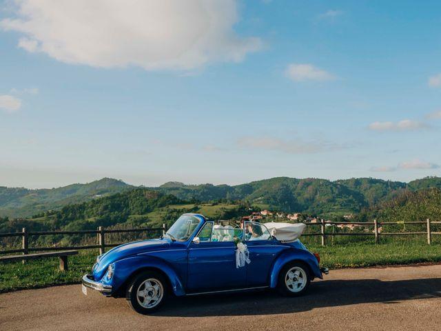 La boda de Jorge y Diana en Torazo, Asturias 84