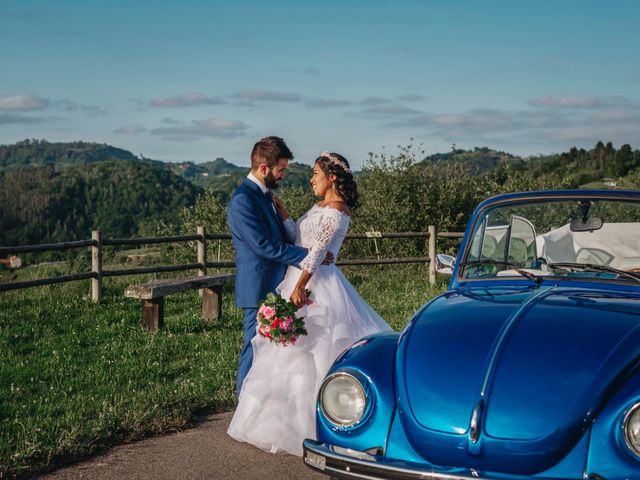 La boda de Jorge y Diana en Torazo, Asturias 91