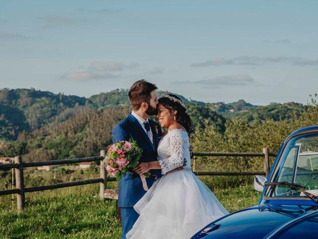 La boda de Jorge y Diana en Torazo, Asturias 92