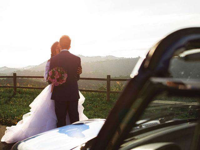 La boda de Jorge y Diana en Torazo, Asturias 93
