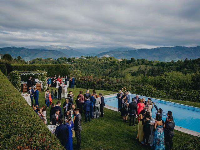 La boda de Jorge y Diana en Torazo, Asturias 95