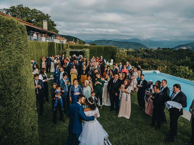 La boda de Jorge y Diana en Torazo, Asturias 101