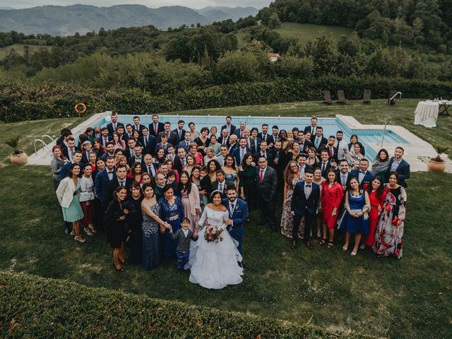 La boda de Jorge y Diana en Torazo, Asturias 106
