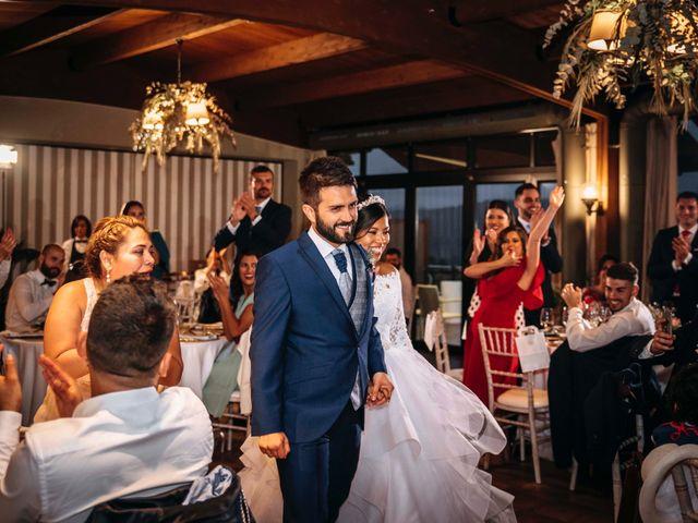La boda de Jorge y Diana en Torazo, Asturias 109