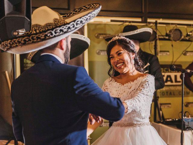 La boda de Jorge y Diana en Torazo, Asturias 124