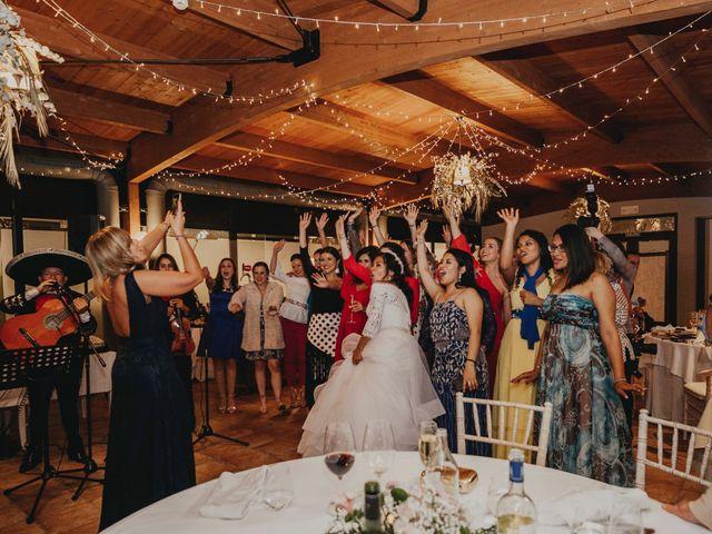 La boda de Jorge y Diana en Torazo, Asturias 126
