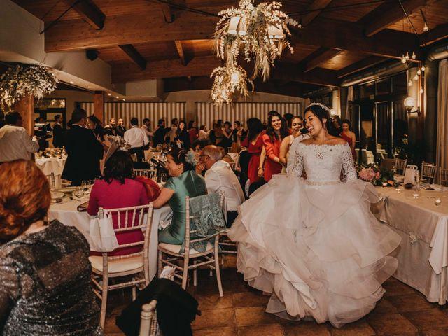 La boda de Jorge y Diana en Torazo, Asturias 140