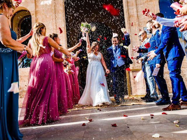 La boda de Toni y Amelia