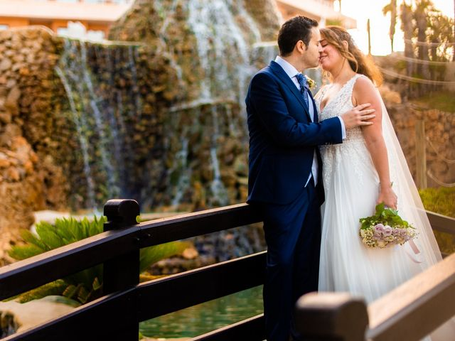 La boda de Amelia y Toni en Palma De Mallorca, Islas Baleares 1