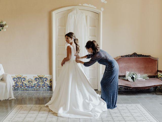 La boda de Adrià y Araceli en Banyeres Del Penedes, Tarragona 31