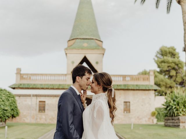 La boda de Adrià y Araceli en Banyeres Del Penedes, Tarragona 79