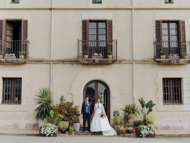 La boda de Adrià y Araceli en Banyeres Del Penedes, Tarragona 1