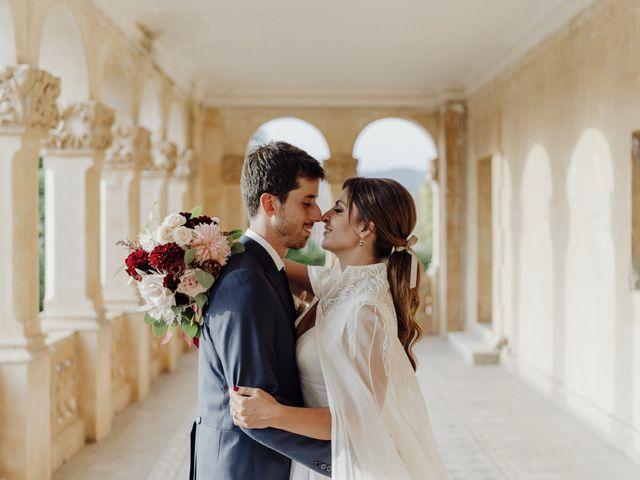 La boda de Adrià y Araceli en Banyeres Del Penedes, Tarragona 90