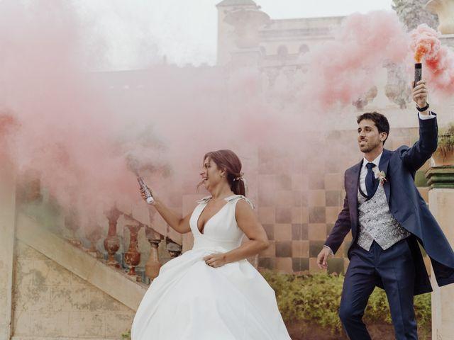 La boda de Adrià y Araceli en Banyeres Del Penedes, Tarragona 94