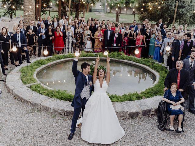La boda de Adrià y Araceli en Banyeres Del Penedes, Tarragona 101