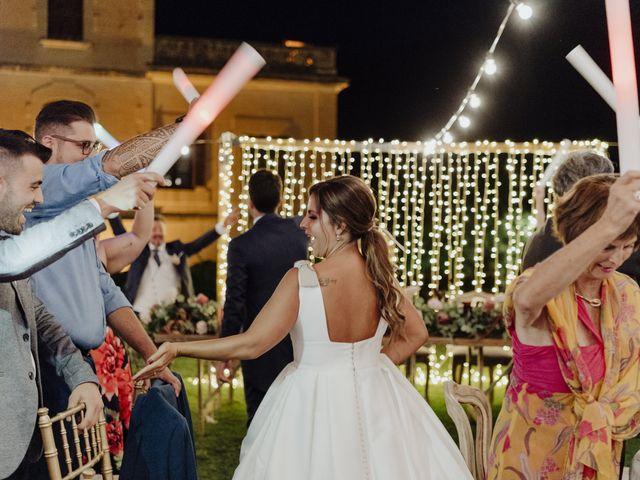 La boda de Adrià y Araceli en Banyeres Del Penedes, Tarragona 116