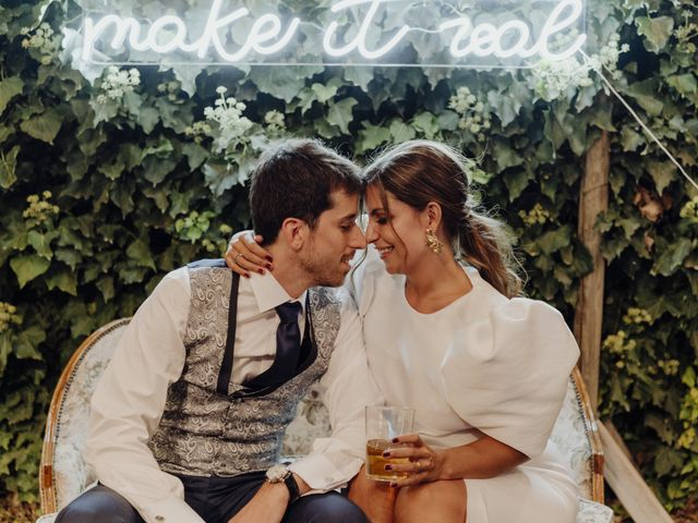 La boda de Adrià y Araceli en Banyeres Del Penedes, Tarragona 154