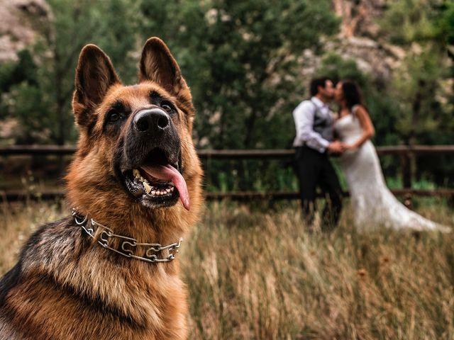 La boda de Alex y Raquel en Zaragoza, Zaragoza 2