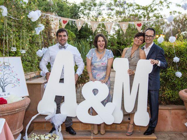 La boda de Mauri y Ana en Palma De Mallorca, Islas Baleares 12
