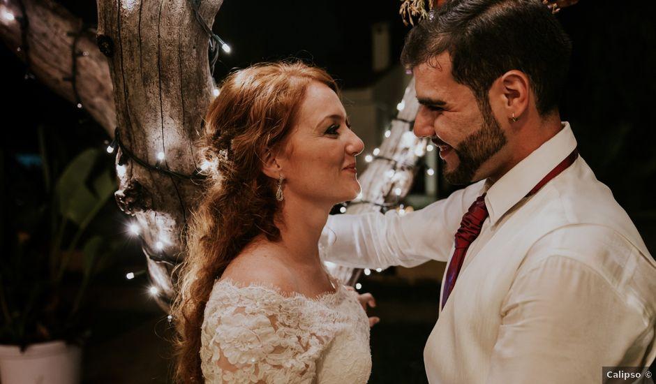 La boda de Tony y Bárbara en Mutxamel, Alicante