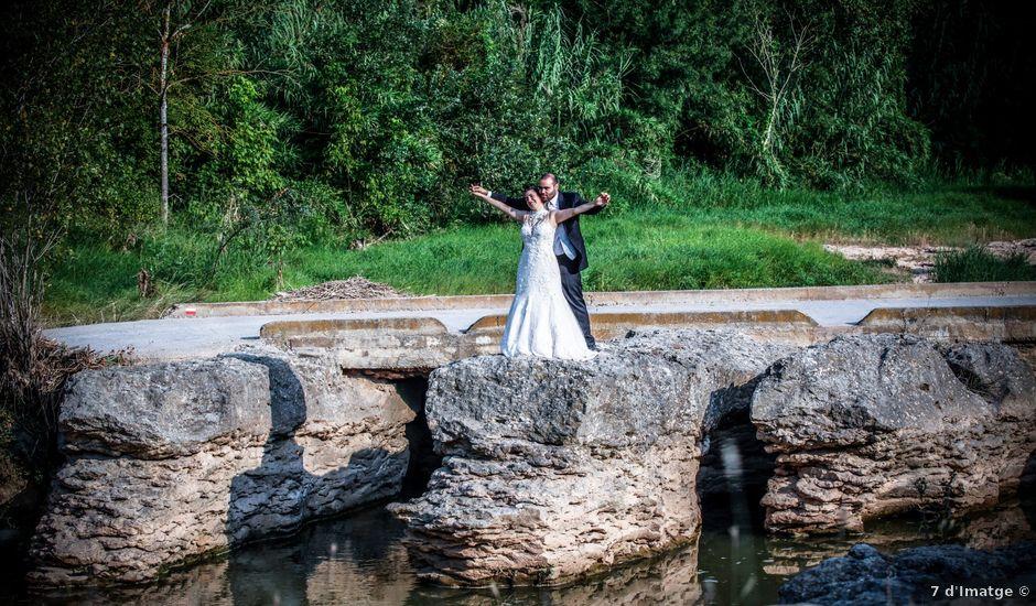La boda de Marc y Olga en Calders, Barcelona