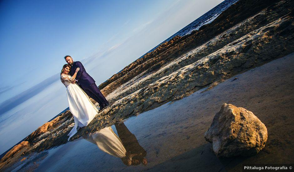 La boda de Ruben y Marta en Sant Vicent Del Raspeig/san Vicente Del, Alicante