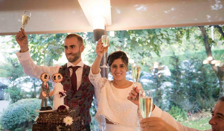 La boda de Josu y Andrea en Elorrio, Vizcaya