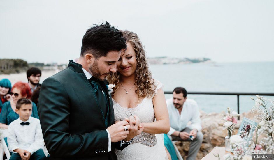 La boda de Oriol y Isabel en Altafulla, Tarragona