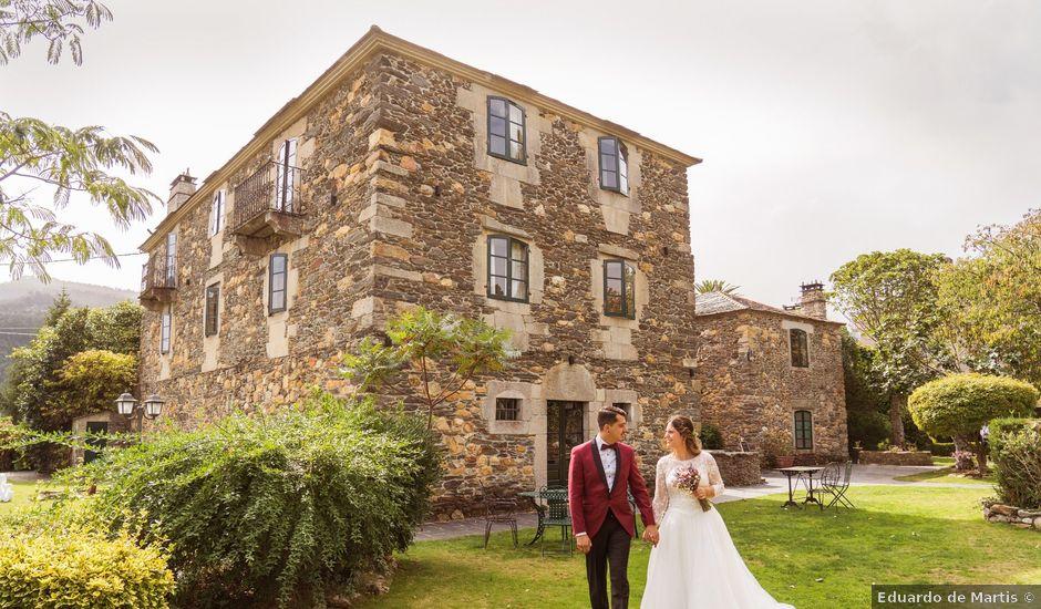 La boda de Adri y Fany en Viveiro (Casco Urbano), Lugo