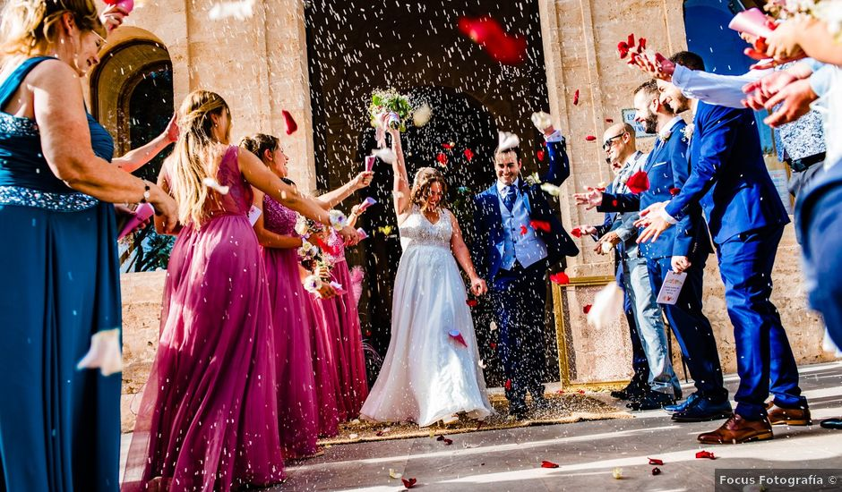 La boda de Amelia y Toni en Palma De Mallorca, Islas Baleares