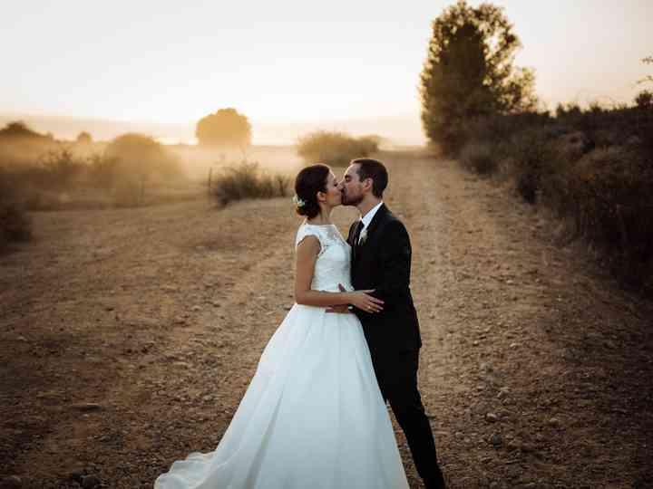 La boda de Sara y Roger