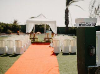 La boda de Rita y Jonay 1