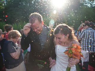 La boda de Lídia y Jose Mª