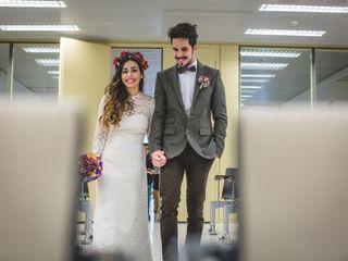 La boda de Oswerlid y Enmanuel