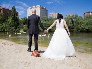 La boda de Henar y Luis