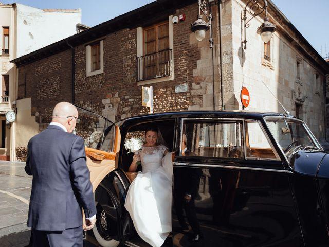 La boda de Roger y Sara en Cembranos, León 23