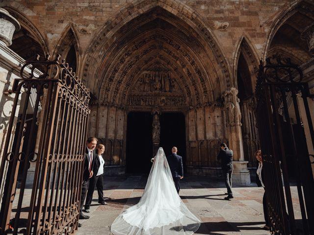 La boda de Roger y Sara en Cembranos, León 25