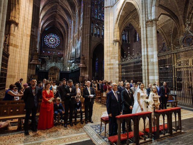 La boda de Roger y Sara en Cembranos, León 27