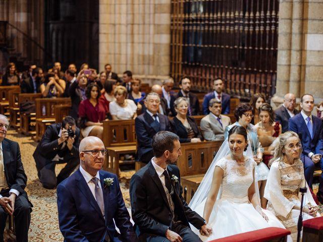 La boda de Roger y Sara en Cembranos, León 29
